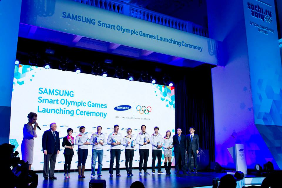 Samsung Smart Olympic Games Launching Ceremony Koloskoff Group